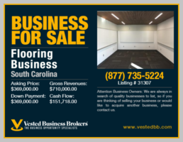 Successful Mobile Retail flooring Co  - 31307
