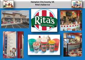 Very Profitable Rita's Italian Ice Franchise