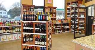 Retail Liquor Store with Property