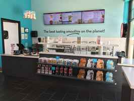 Planet Smoothie with Incredible Interior Available