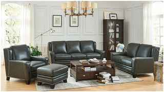 Leather Furniture Div - 4 Sale ~ Ran Remotely