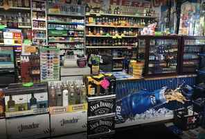 Liquor Store - Beer, Wine, Tobacco, Spirits