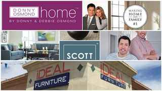 National Home Decor Div Featuring Celebrity Brands