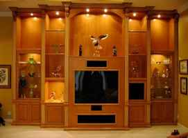 High End Custom Furniture & Cabinet Manufacturer
