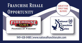 Firehouse Subs for Sale - $105k Cash Flow