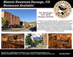 Downtown Durango CO Restaurant