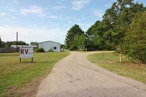 10 ac. RV Park & Campground For Sale - Oakwood, TX