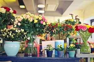 Flower Business (No Retail Store) Part-Time Owner