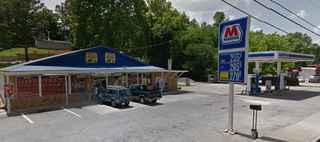 Gas Station with No COAM Contact in McCaysville