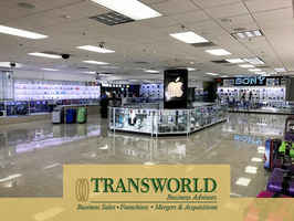 High Traffic Electronics Business in Tourist Area