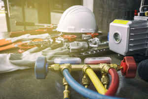 Profitable HVAC Company with Service Agreements