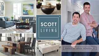 Homebased Home Furnishings Company +Scott Living!