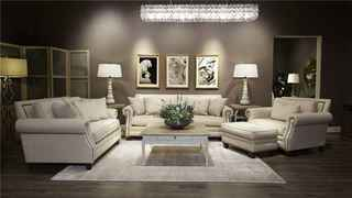 Successful Home Furnishings Distribution Showroom