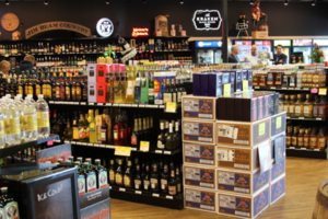 Liquor Store - Well Equipped & Stocked