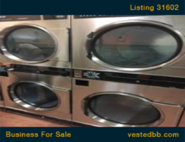 Laundromat with All New Machines in NY 31602