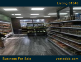 Established Supermarket in Hudson County, NJ 31348