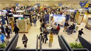 Traveling Home & Garden Show -Can Be Semi Absentee