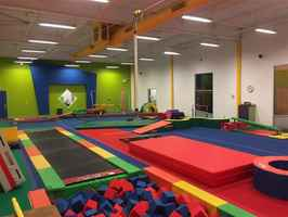 Children's Gymnastics And Parent Free Time