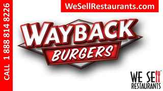 Wayback Burger Franchise for sale in Atlanta Metro