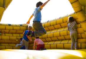 Profitable Bounce House & Party Rental Company