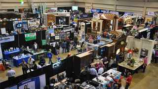 Quarter-of-a-Million-Dollar Home Show & Marketing