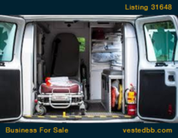 Ambulette Service For Sale NY  - 31648