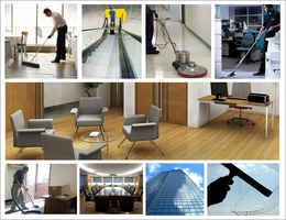 Estab.Commercial Cleaning Biz - Great Opportunity!