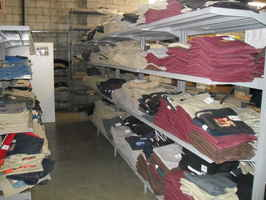uniform store, work clothing, retail & wholesale