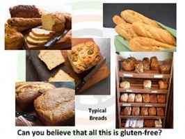 Bakery, Restaurant Gluten, Corn and Soy Free