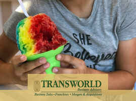 Busy Shaved Ice and Smoothie Franchise