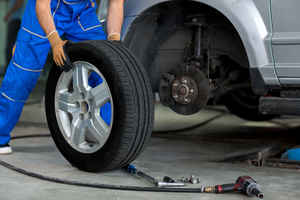 Established Tire and Alignment Business