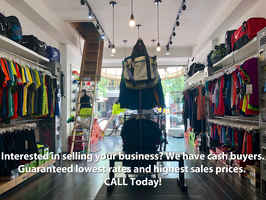 Profitable sports clothing, footwear & accessories