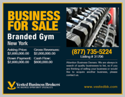 Branded Gym in Nassau County, NY   - 31706