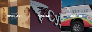 Graphics, Signage & Display Resale - Bloomington
