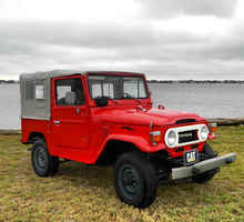 Land Cruiser Restoration /Auto Body Specialist