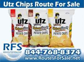 Utz Chip Route Distributorship, Westfield, MA
