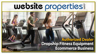Dropship Fitness Equipment Ecommerce Business