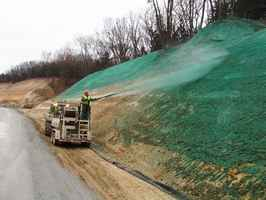 Erosion Control & Commercial Landscaping Business