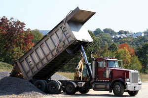 Landscape Materials Supplier & Trucking Company