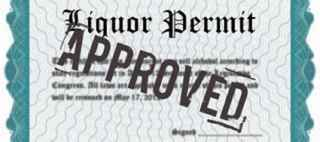 Liquor License in NJ  - 30986
