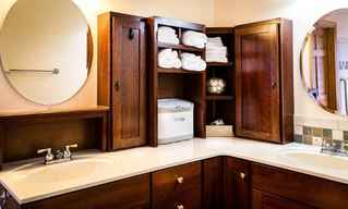 Custom Cabinetry Working with GC