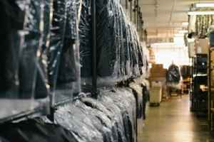 Well-Established Dry Cleaning Business