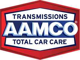 Iconic AAMCO Automotive Repair Shop Off Main Road