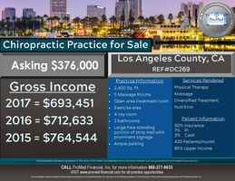 Chiropractic Practice in Los Angeles County