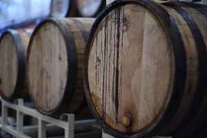 Authentic Kentucky Bourbon Barrels!