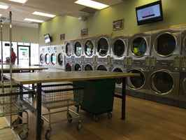 Commercial Laundromat Opportunity