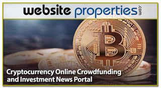 Cryptocurrency Online Crowdfunding and Investment