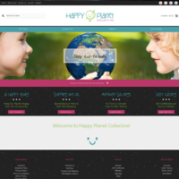 HappyPlanetCollective.com - Work From Home Website