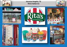 Profitable Rita's Italian Ice Franchise