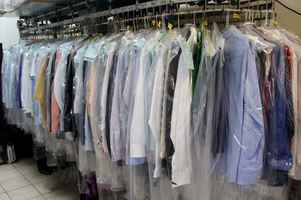 Full Service Dry Cleaners in a Great Location